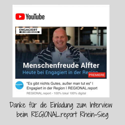 Menschenfreude Interview Jürgen Perteck