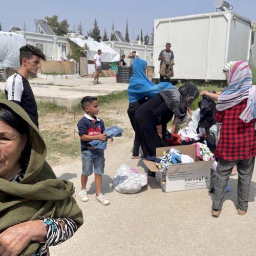 Menschenfreude Refugee Camp